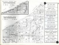 Map Image 036, Ontonagon County 1959